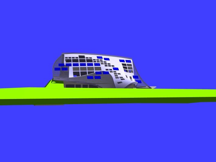 Haus in Priel